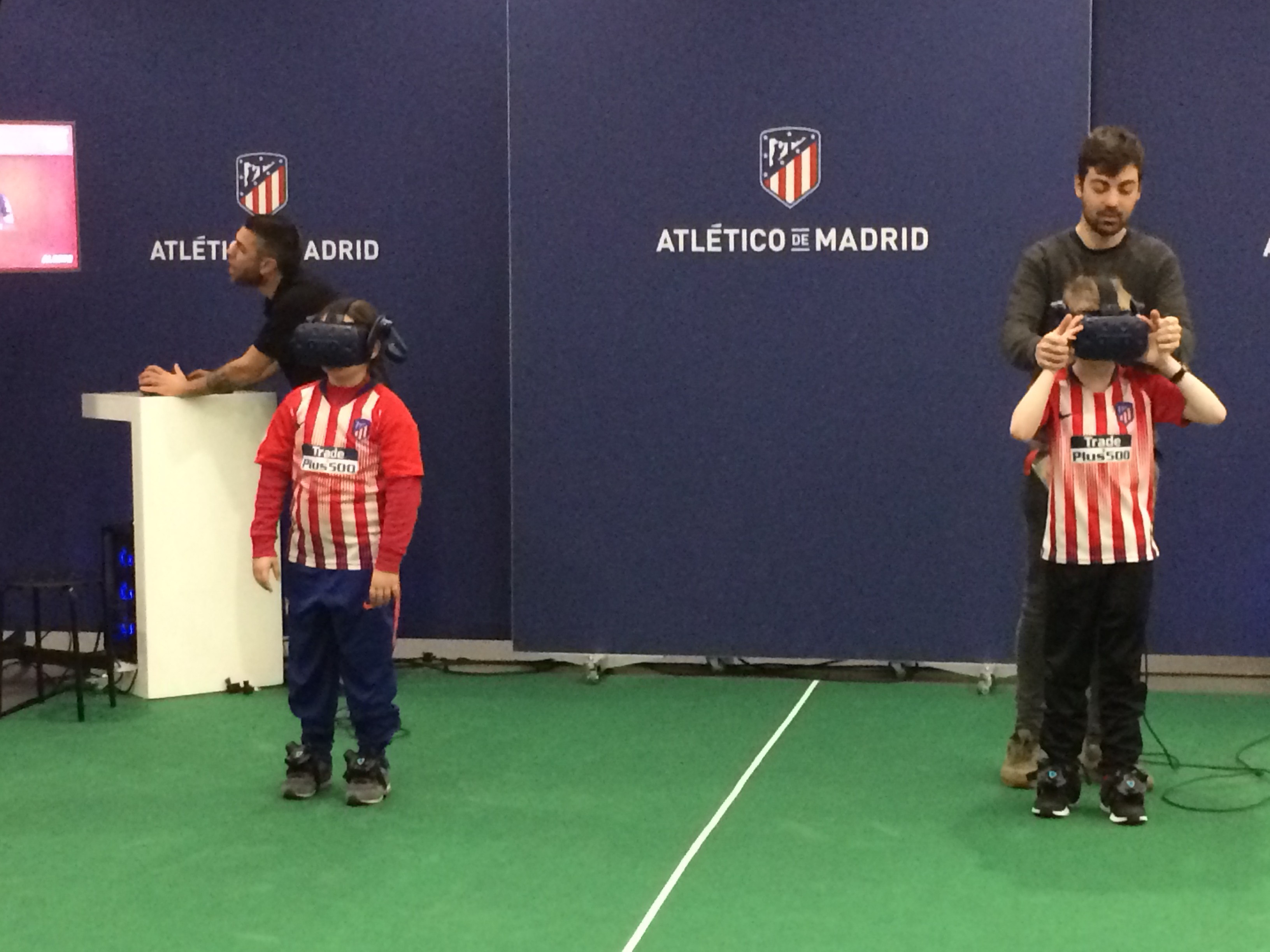 Atletico de Madrid VR Fan Experience